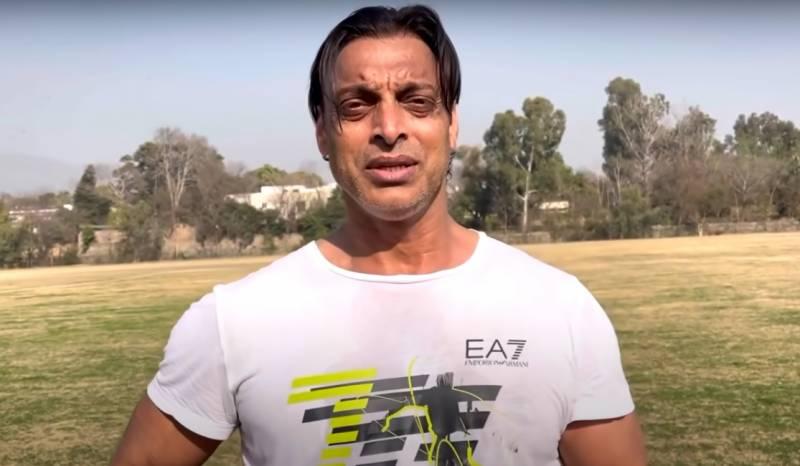 شعیب اختر کا نیوزی لینڈ کرکٹ ٹیم کے بائیکاٹ کا مطالبہ