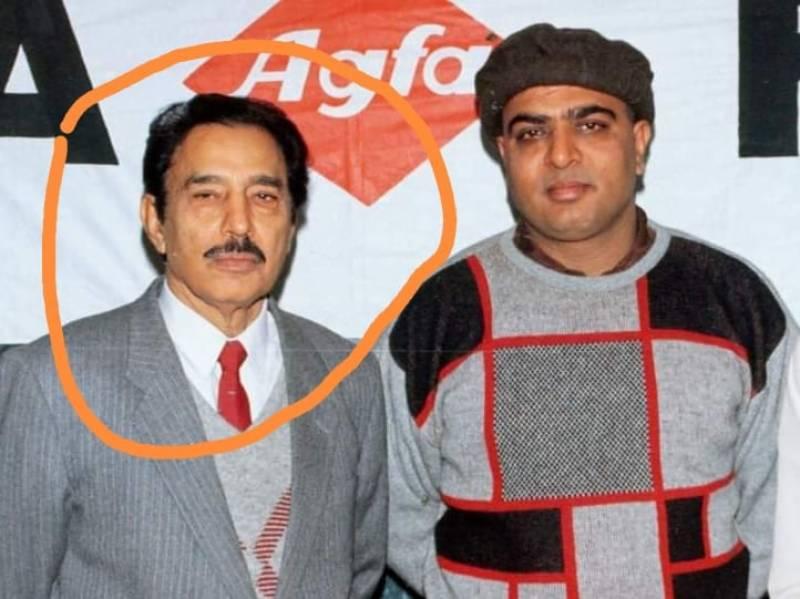 معروف ادا کار زبیر کے والد اور فلم پروڈیوسر حاجی پرویز انتقال کرگئے