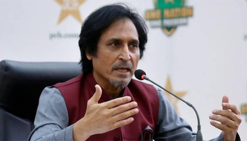 آج پاکستان میں انٹرنیشنل کرکٹ پھر پریشر میں آگئی ہے ،رمیز راجہ