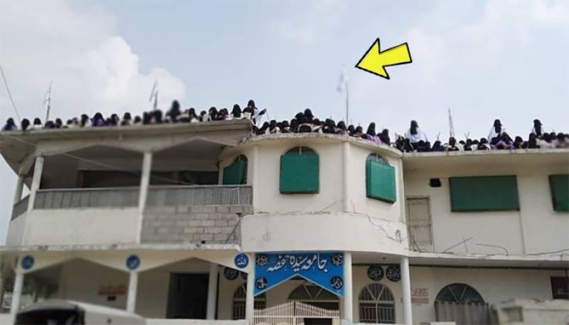 لال مسجد کے سابق خطیب مولانا عبد العزیز کیخلاف مقدمہ درج