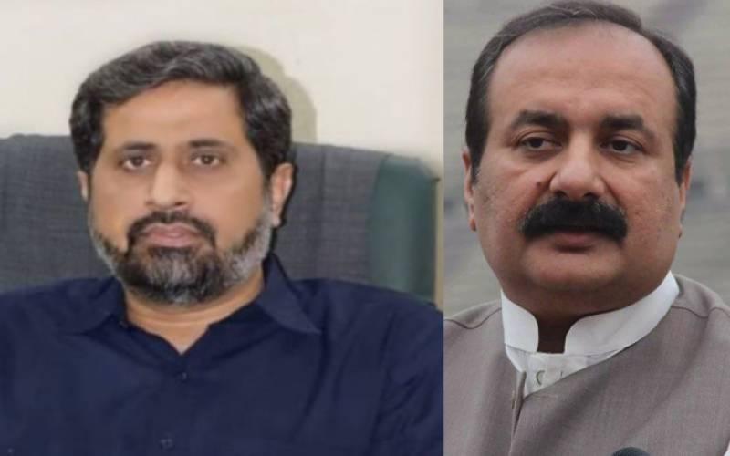Cricket match, PTI government, opposition parties, Fayyaz-ul-Hassan Chauhan, Rana Mashhood