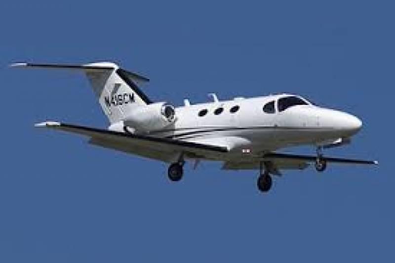 پاک فضائیہ کاسیسنا طیارہ حادثے سے بال بال بچ گیا