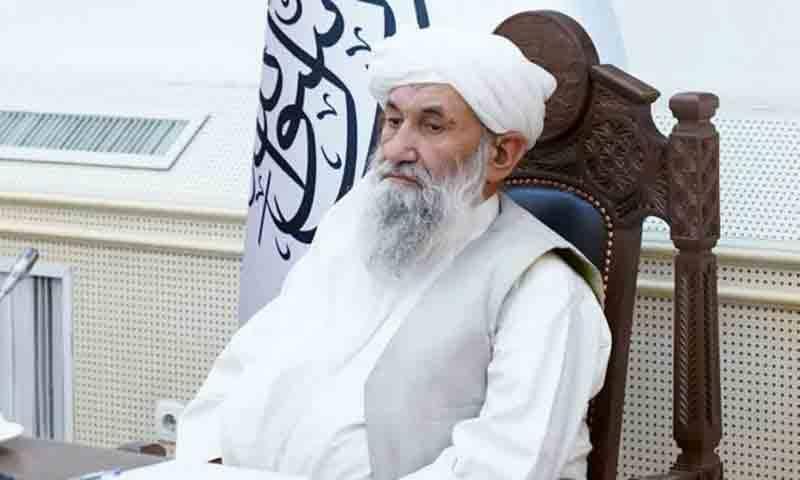 حسن آخوند نے افغانستان پر پابندیوں کے خاتمے کا مطالبہ کر دیا