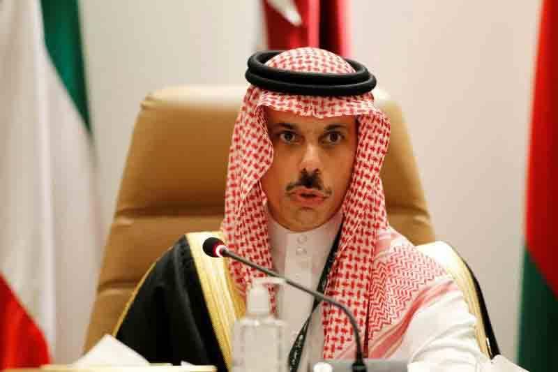 پاکستان اور بھارت کے مابین 'تنازع' کے حل کیلئے مثبت کردار ادا کر سکتے ہیں، سعودی وزیر خارجہ