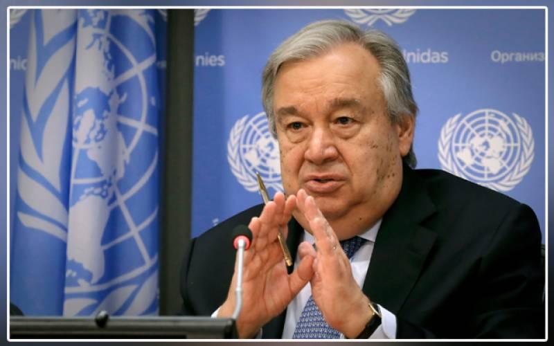 World, corona vaccine, Secretary-General, United Nations, Antonio Guterres