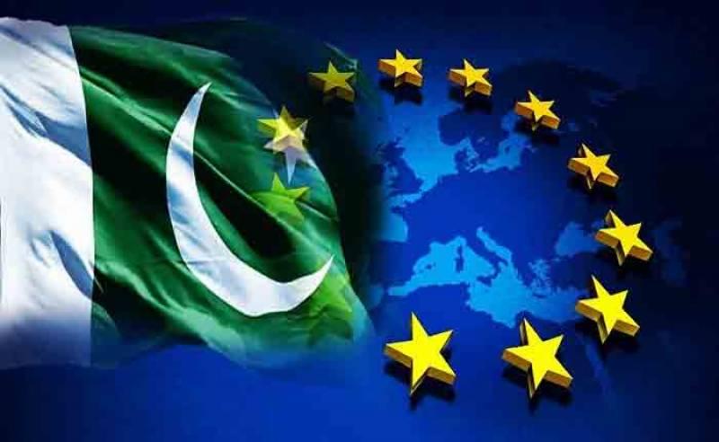 یورپی یونین کا پاکستان کا جی ایس پی پلس کا درجہ برقرار رکھنے کا فیصلہ