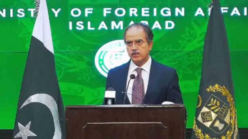 پاکستان نے ایل او سی سے دراندازی کے بھارتی الزامات کو مسترد کر دیا