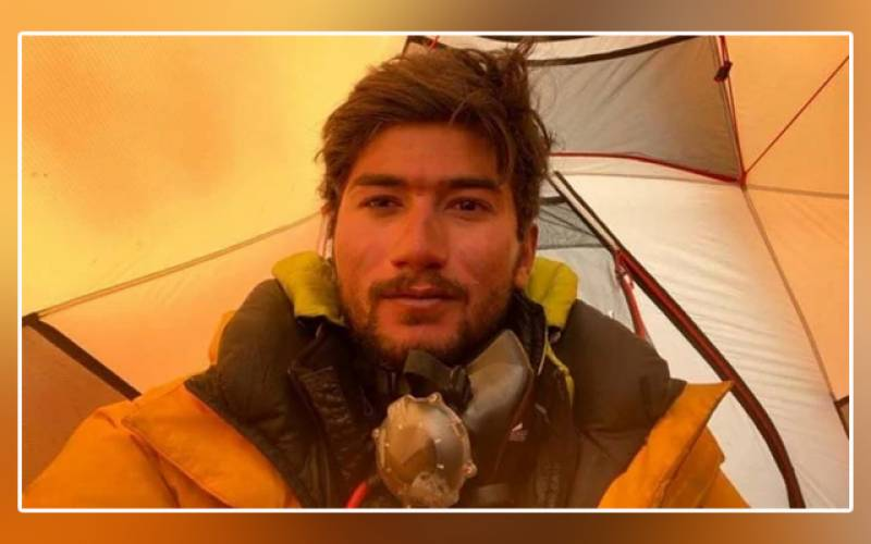 Shahrooz Kashif, Pakistani mountaineer, youngest climber, Mount Everest, historic achievement, K2