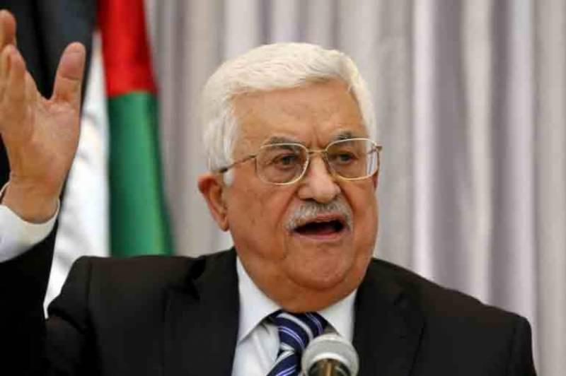 محمود عباس نے اسرائیل کو الٹی میٹم دے دیا