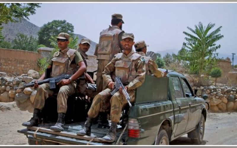 Bomb attack, FC vehicle, security personnel, PTI government