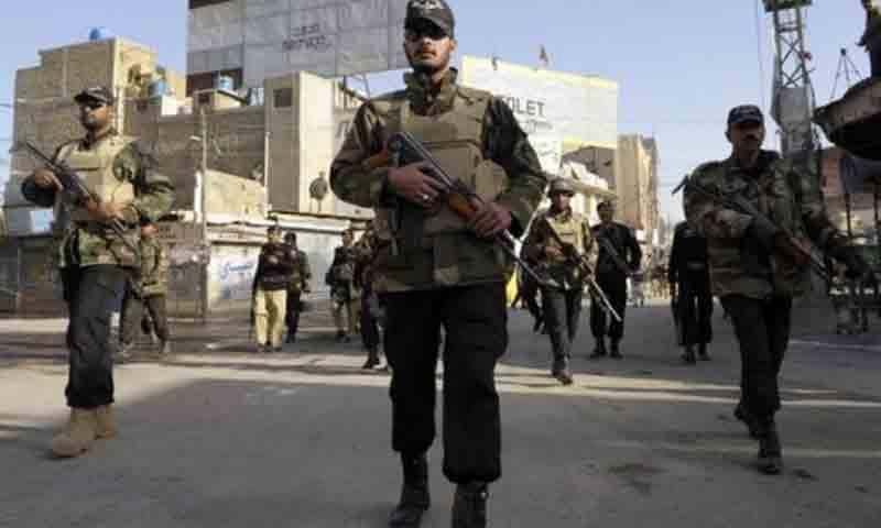 مچھ میں سیکیورٹی فورسز کی چوکی پر حملہ، سپاہی عرفان شہید، 2 جوان زخمی