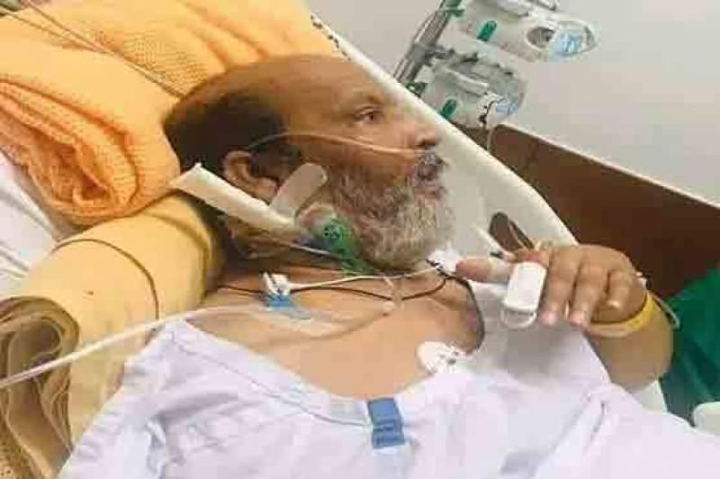 عمر شریف کو امریکا لے جانے والی ائیر ایمبولینس کا زیادہ دیر رکنے سے انکار