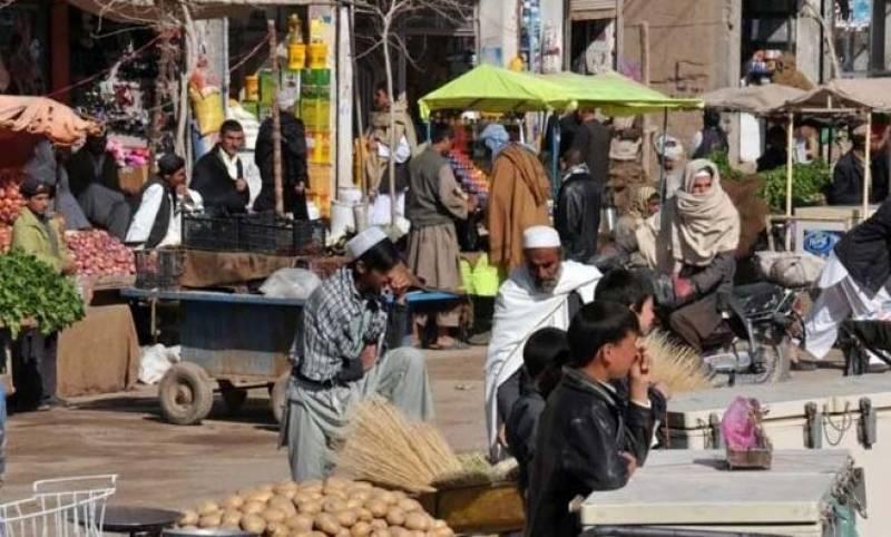 طالبان حکومت کا قیام ، افغان فنکاروں نے دودھ گوشت سبزی بیچنا شروع کردی