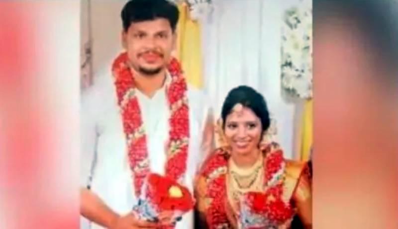 بیوی کو سانپ کے ذریعے قتل کرنیوالے شوہر کو 17 سال اور عمر قید کی سزا سنائی دی گئی
