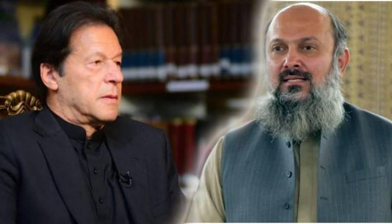 Jam Kamal,PMIK,Pakistan,CM Balochistan,DGISI