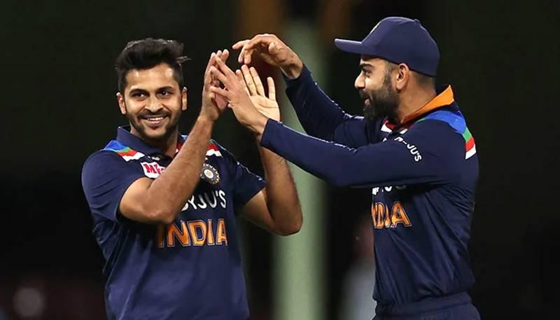 ٹی 20 ورلڈکپ کیلئے بھارتی سکواڈ میں آخری لمحات میں تبدیلی، کس کھلاڑی کو شامل کیا گیا؟