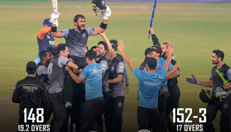 Khyber Pakhtunkhwa,final,NationalT20Cup,Central Punjab,