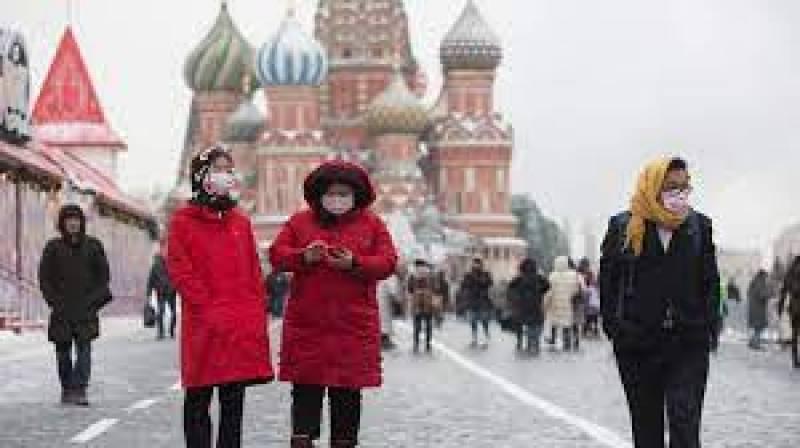 روس میں کورونا وائرس پھر سے مضبوط ,24گھنٹوں میں سینکڑوں ہلاک ، ہزاروں وینٹی لیٹر پر