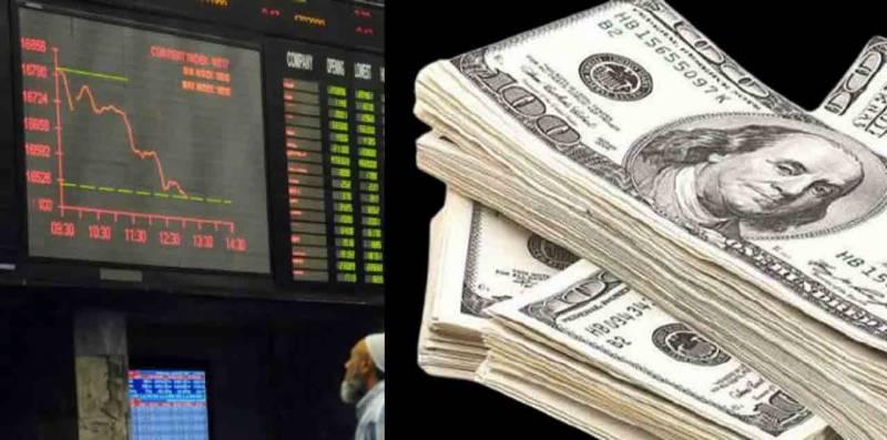 ڈالر کی قدر میں مزید اضافہ، سٹاک مارکیٹ میں تیزی، سرمایہ کار خوش