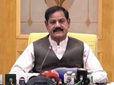 کے پی کے حکومت کا چوہدری نثار اور آئی جی پنجاب کے خلاف مقدمات درج کرانے کا فیصلہ