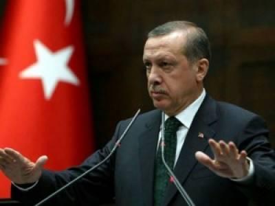 ترکی امریکی سفارت کاروں کے انخلا کے اعلان پر برہم