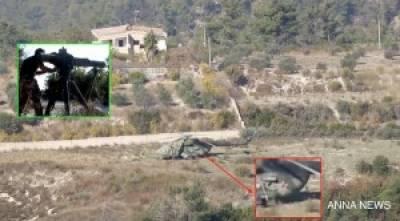شام میں روسی فوج کا ہیلی کاپٹر گر کر تباہ، عملہ محفوظ