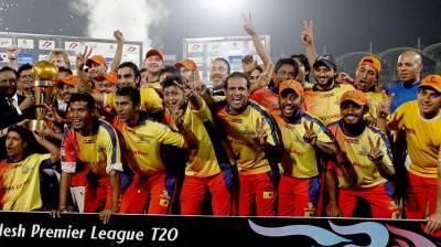خراب موسم کے باعث بنگلہ دیش پریمیئر لیگ منگل تک موخر