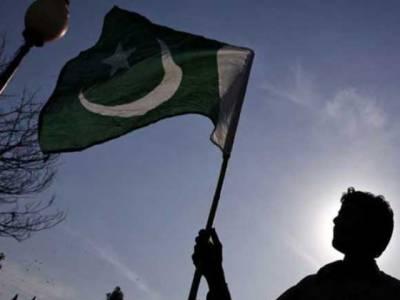 بھارتی ریاست اترپردیش میں بل زیادہ آنے پرشہری نے پاکستانی پرچم لہرادیا