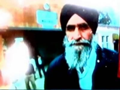 سکھ یاتریوں کے بھیس میں پاکستان آنیوالا بھارتی شہری پکڑا گیا