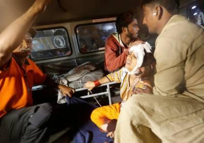 وزیراعظم کا شاہ نورانی دھماکے میں جاں بحق،زخمیوں کیلئے امداد کااعلان