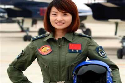 چین کی نامور خاتون پائلٹ حادثے میں جاں بحق