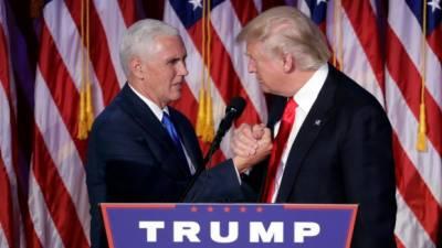 ڈونلڈ ٹرمپ کی کابینہ کے پہلے دو ارکان منتخب