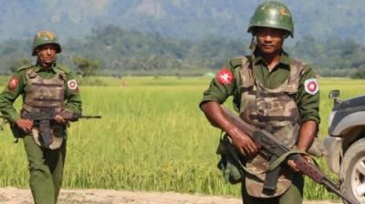 میانمر میں فوج کی فائرنگ سے 30مسلمان قتل
