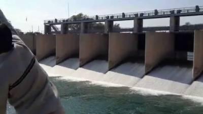 بھارت نے دریائے چناب پر پانی روک لیا