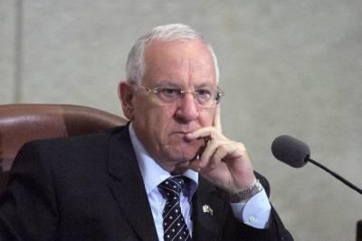 اسرائیلی صدر بھارت کے ایک ہفتے کے دورے پر