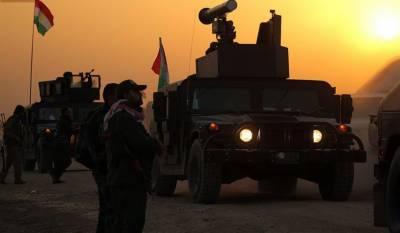 عراقی فوج نے تاریخی شہر نمرود داعش سے چھین لیا