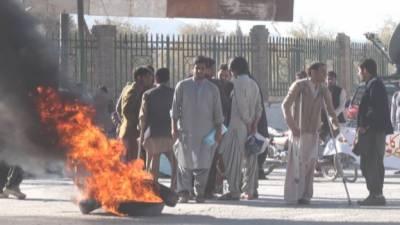 کوئٹہ میں ملازمتوں کے لیے مظاہرہ کرنے والے معذور افراد پر پولیس کا تشدد