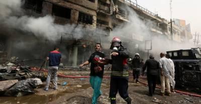 عراق: خودکش دھماکوں میں 15 افراد ہلاک، 30 زخمی