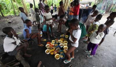 نایئجیریا میں قحط،75ہزار بچوں کی موت کا خدشہ