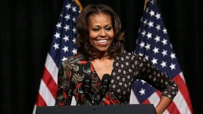 مشعل اوبامہ کو نسل پرستی کے جملوں کا سامنا