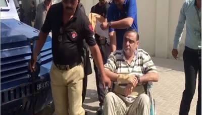 ڈاکٹر عاصم کو ضیاءالدین ہسپتال میں ہائیڈروتھراپی کروانے کی اجازت