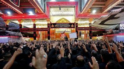 بیس لاکھ ایرانی زائرین عراق پہنچ گئے