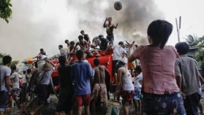 امریکہ کا میانمار کی ریاست راکھائن کی صورتحال اظہارِ تشویش