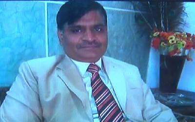 لاہور: پروفیسر را ئوالطاف کو سپرخاک کردیا گیا