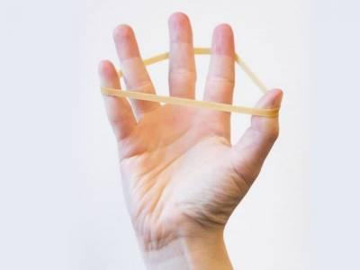 انگلیوں پر اس طریقے سے ربر بینڈ لگانے سے آپ کے جسم میں ایسی تبدیلی آئے گی کہ آپ یہ عادت پختہ کرلیں گے