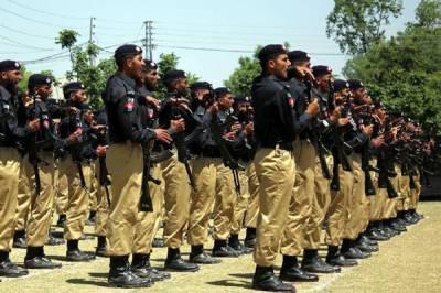 سندھ پولیس کی ٹریننگ پاک فوج سے کرانے کا فیصلہ