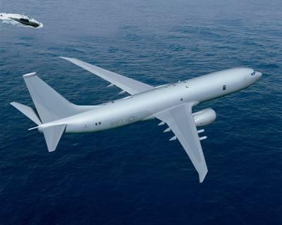 """آسڑیلیا نے اپنا پہلا آبدوزشکن """"پی8 اے سر ویلنس"""" طیارہ حاصل کر لیا"""