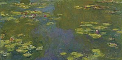 فرانسیسی مصورکلاڈ مونٹ کی پینٹنگ ریکارڈ 81.4 ملین ڈالر میں نیلام