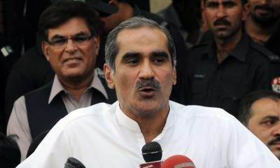 پاکستان کا سب سے بڑا جھوٹا عمران خان ہے، انشاءاللہ عدالت سے سرخرو ہونگے: سعد رفیق