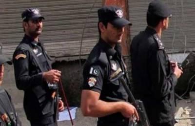 لاہور سے داعش کے مقامی رہنما سمیت 8 دہشت گرد گرفتار